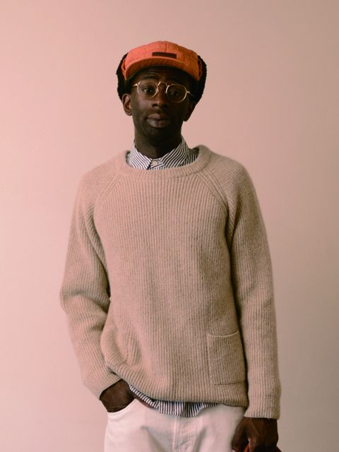ENDS and MEANS Crew Knit | DOCKLANDS Store