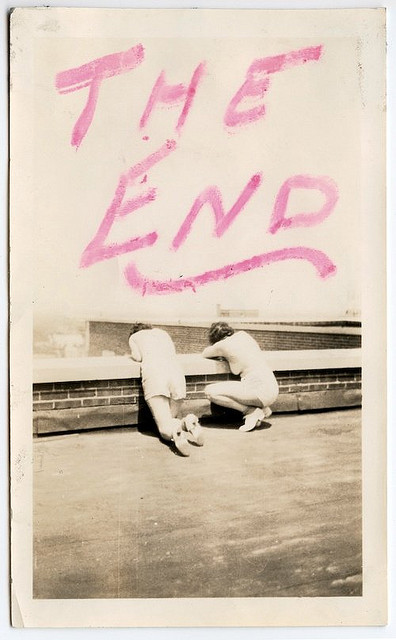 This Is The End | Flickr - Photo Sharing!