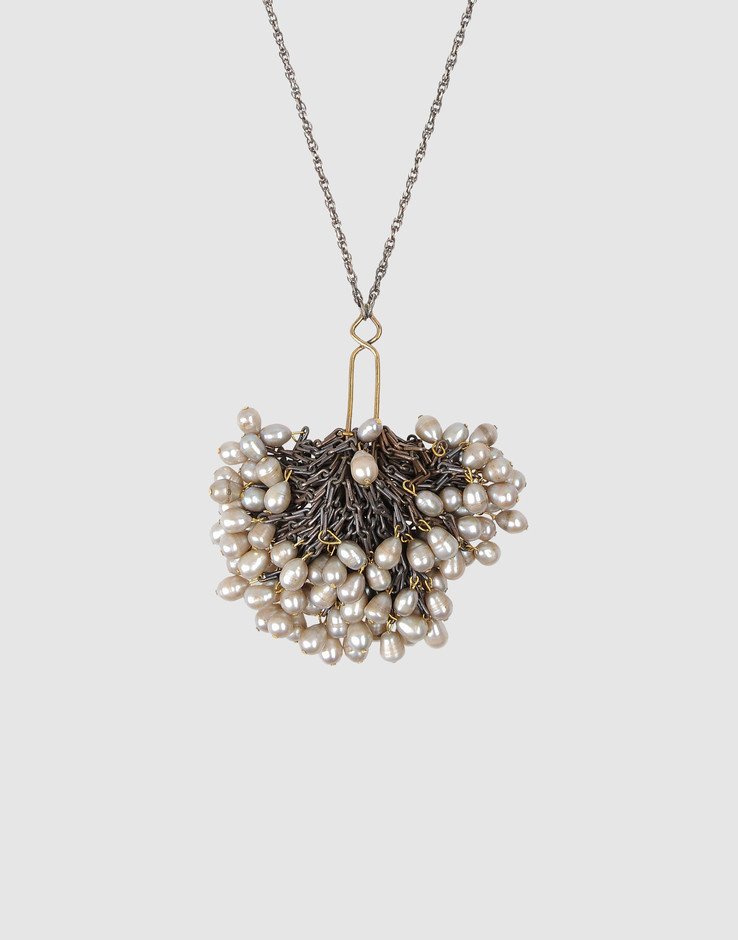 Aesa Women - Jewellery - Necklace Aesa on YOOX