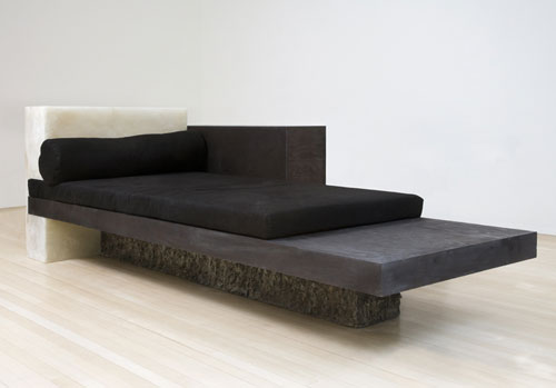 Interview With Rick Owens - New 2010 Furniture Collection, NY, April 2010 | The Number 4 Blog