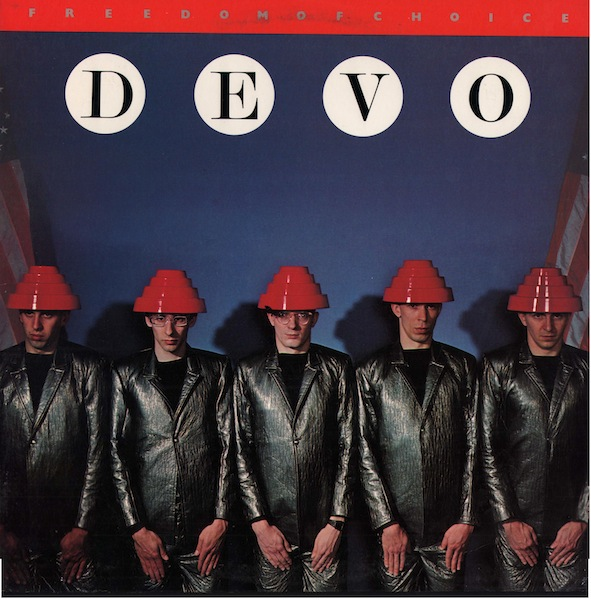 Images for Devo - Freedom Of Choice