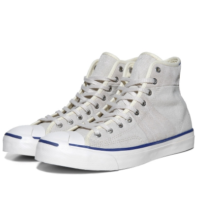 Converse Jack Purcell Johnny First String Hi (Parchment)