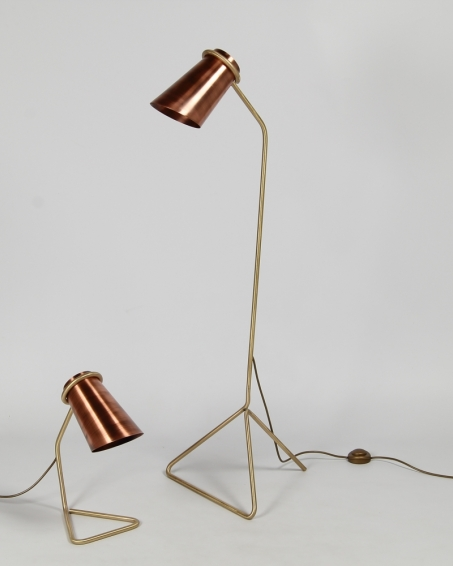 Strand Lamps | Clancy Moore Design | Irish | Handmade | Shop | Design and Craft | Gifts | Makers&Brothers | Makers & Brothers
