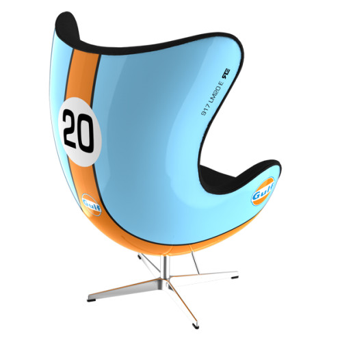 ÜberMpower • View topic - Man Cave Accessories - Race Car Inspired Art Chairs