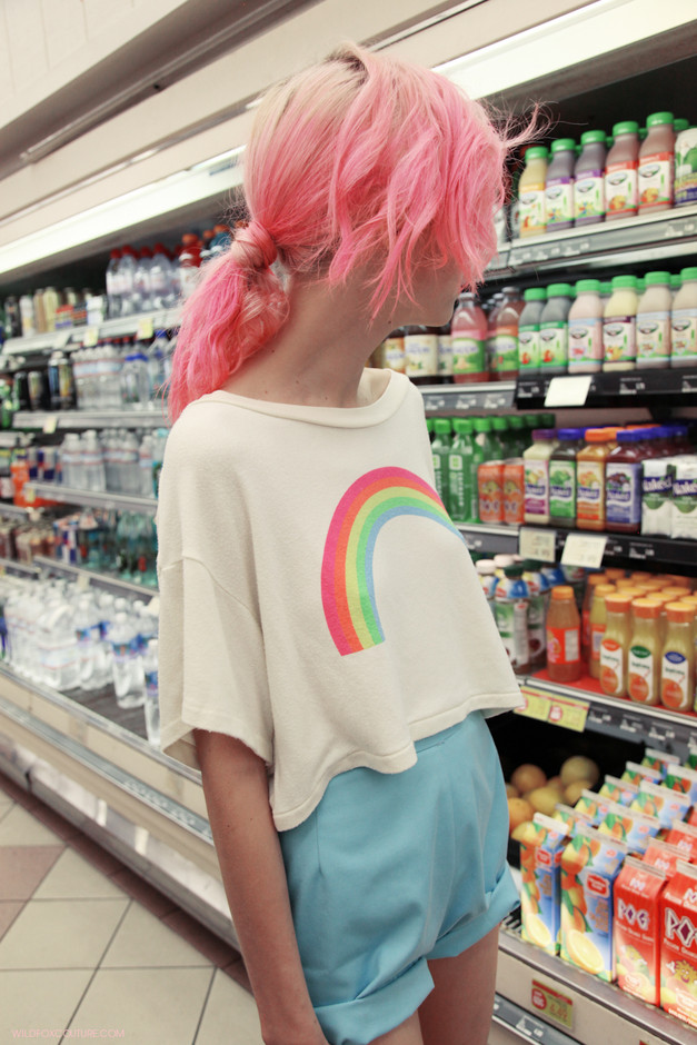Inspiration for artists from Wildfox Couture - I LOVE WILDFOX - Wildfox Summer 2012, Sirene