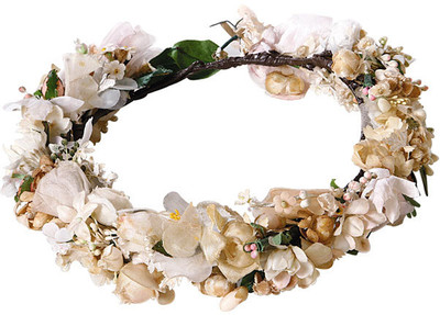 Bridal Flower HeadBand - Polyvore