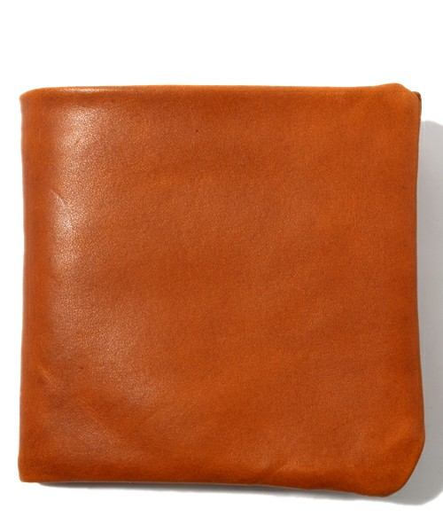 COSMIC WONDER Light Source WALLET / VEGETABLE TANNED LEATHER BIFOLD WALLET - BASIC ITEM (BASIC COLOR)(財布) - ZOZOTOWN