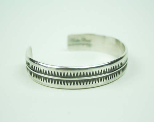 UNDERCOVER GIZ SILVER BANGLE - SCRAMBLE MART