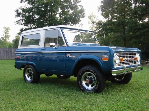Are You Looking For An Early 1966 To 1977 Ford Bronco? – Off Road Action | Off Road Action
