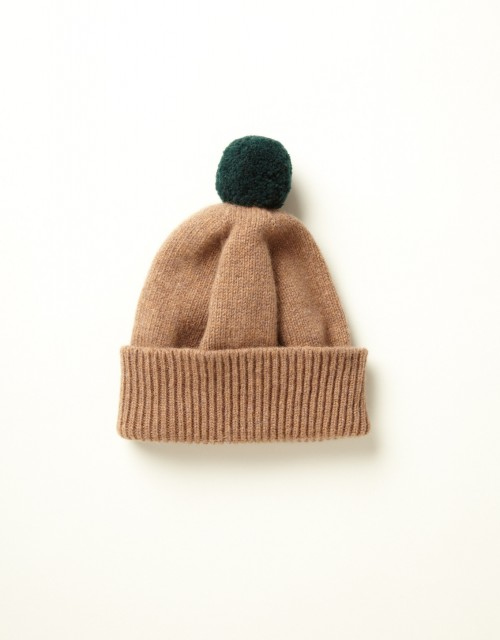 Two Tone Bobble Hat - You Must Create (YMC)