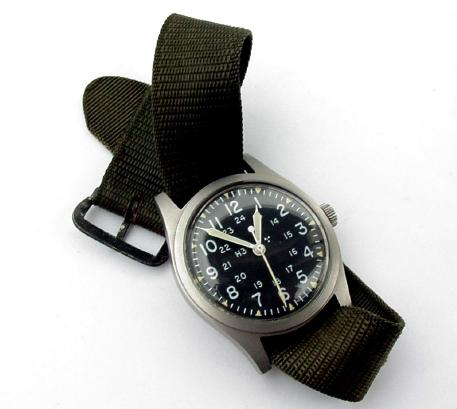 Hamilton Military Watches (MIL-W-46374)