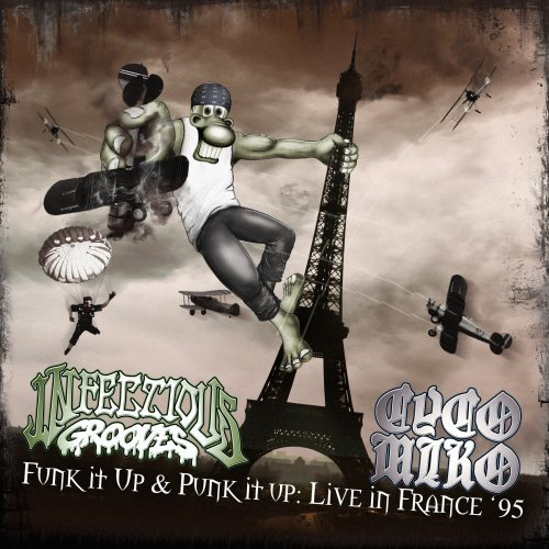 Amazon.co.jp: Live in France '95: Cyco Miko & Infectious Grooves: 音楽