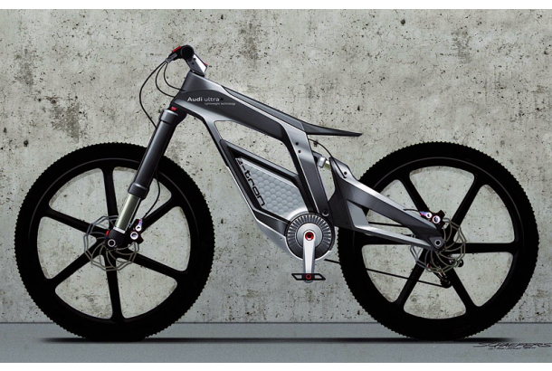 Audi's High Performance e-bike 'Wörthersee' to Debut in Austria | Inhabitat - Sustainable Design Innovation, Eco Architecture, Green Building