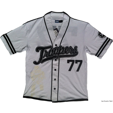 Little Soze Products / Star Wars Empire Stromtrooper Troopers #77 Baseball Shirt