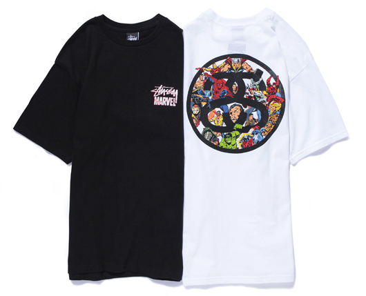 STUSSY x MARVEL COMICS #Group1 : STUSSY JAPAN OFFICIAL SITE