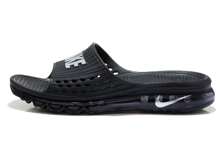 2015 Nike Air Max Men Sandals in Black White_6.jpg 750×500 ピクセル