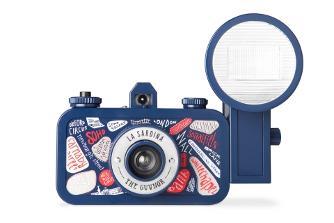"La Sardina & Flash ""The Guvnor"" Edition - Lomography Shop"