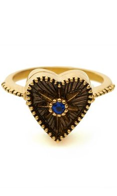 Matina Amanita Forevermore Ring - Ruby - shopwhatsnew.co.nz