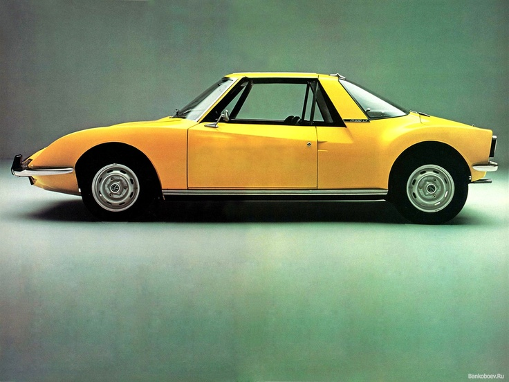 The oddball but oddly likeable Matra 530 | Classic car and bike desig…