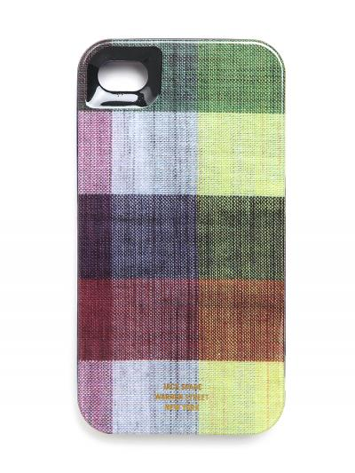 JACK SPADE | NEW ARRIVALS | Fabric iPhone 4 Hard Case
