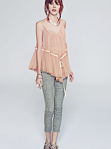 Alisha Levine Nighty Night Top at Free People Clothing Boutique