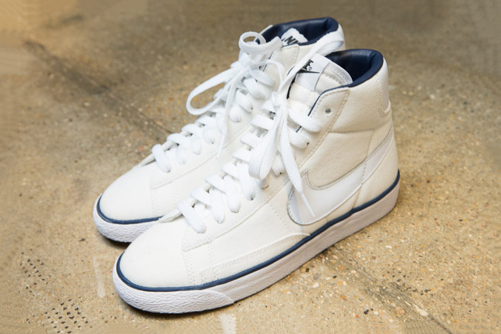 A.P.C. x Nike 2014 Spring/Summer Blazer Mid Preview | Hypebeast