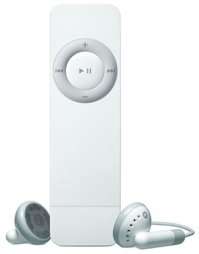 Amazon.co.jp: Apple iPod shuffle 512MB M9724J/A: 家電・カメラ
