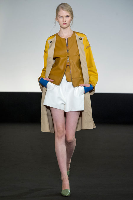 Hermès Spring 2013 Ready-to-Wear Collection Slideshow on Style.com