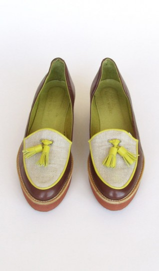 Karen Walker Pointer Loafers ? Studio Maxeroni