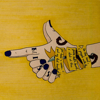 markers   manos - an album on Flickr