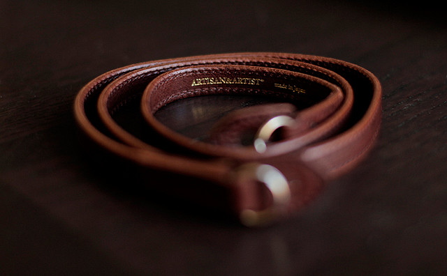 Artisan & Artist Leather Kobe Strap | Flickr - Photo Sharing!