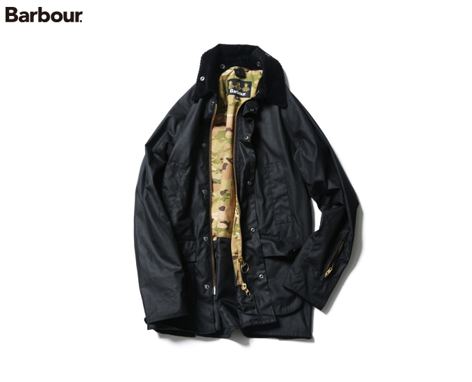 SOPHNET. | PRODUCT | BARBOUR SLIM-FIT BEDALE