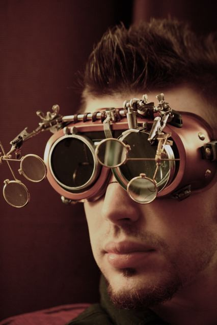 New Five Lens Steampunk Sleepy Hollow Unisex Mad by steampunk22