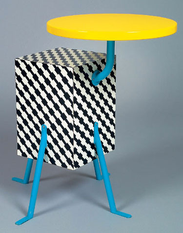 Michele De Lucchi: Kristall End Table