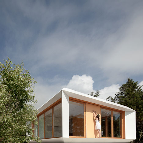 Dezeen » Blog Archive » Mima House by Mima Architects