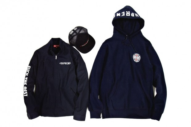 Supreme x Independent Truck Company 2012 Spring Capsule Collection | Hypebeast