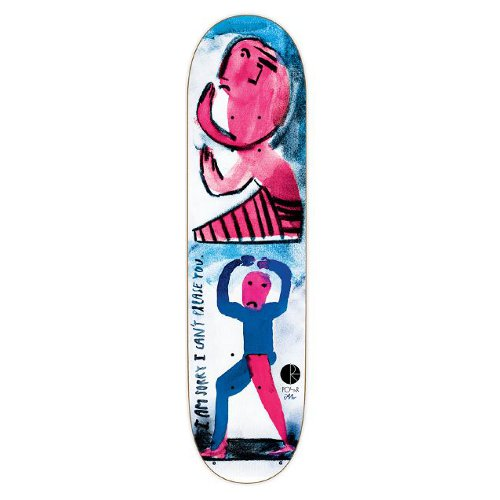 "POLAR - PLEASE YOU ""Pontus Alv"" (7.75 X 31.625) - Growth skateboard elements"