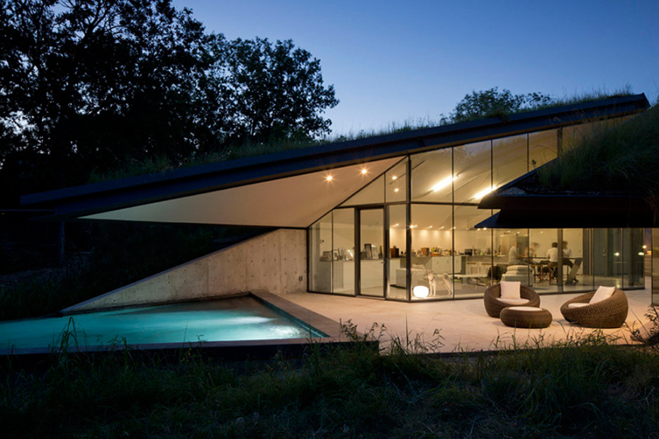 The Edgeland House by Bercy Chen Architecture | Hypebeast