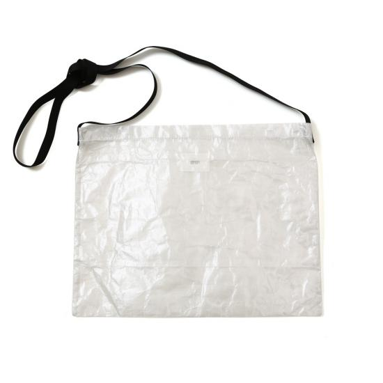 Dump Pouch - White - ZEPTEPI & Co.