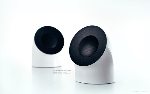 Customer Image Gallery for LaCie Firewire Speakers