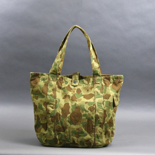 WORKERS / CARRYALL TOTE(OLIVE/HUNTERCAMO) | evergreen works