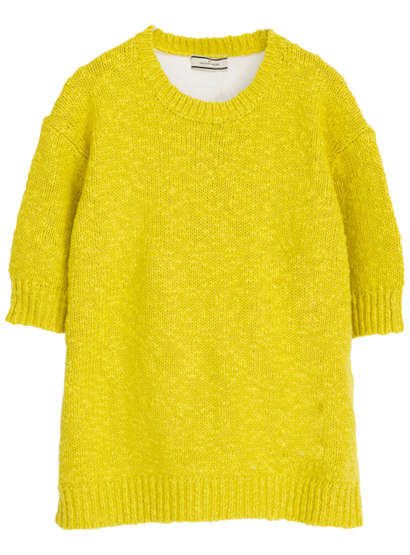 Knit tops / By MALENE BIRGER | STUNNING LURE online store