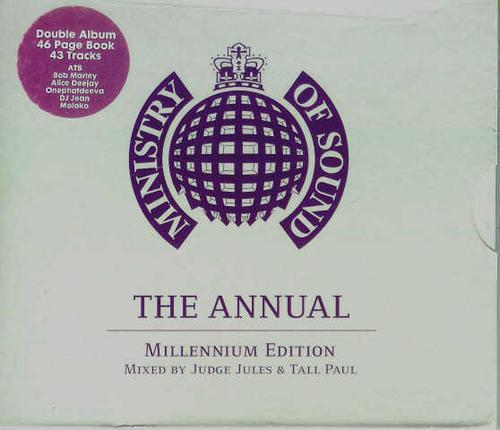 Ministry of Sound: The Annual Millennium Edition (disc 2) – Various Artists – Last.fm で音楽を聴き、音楽に出会う