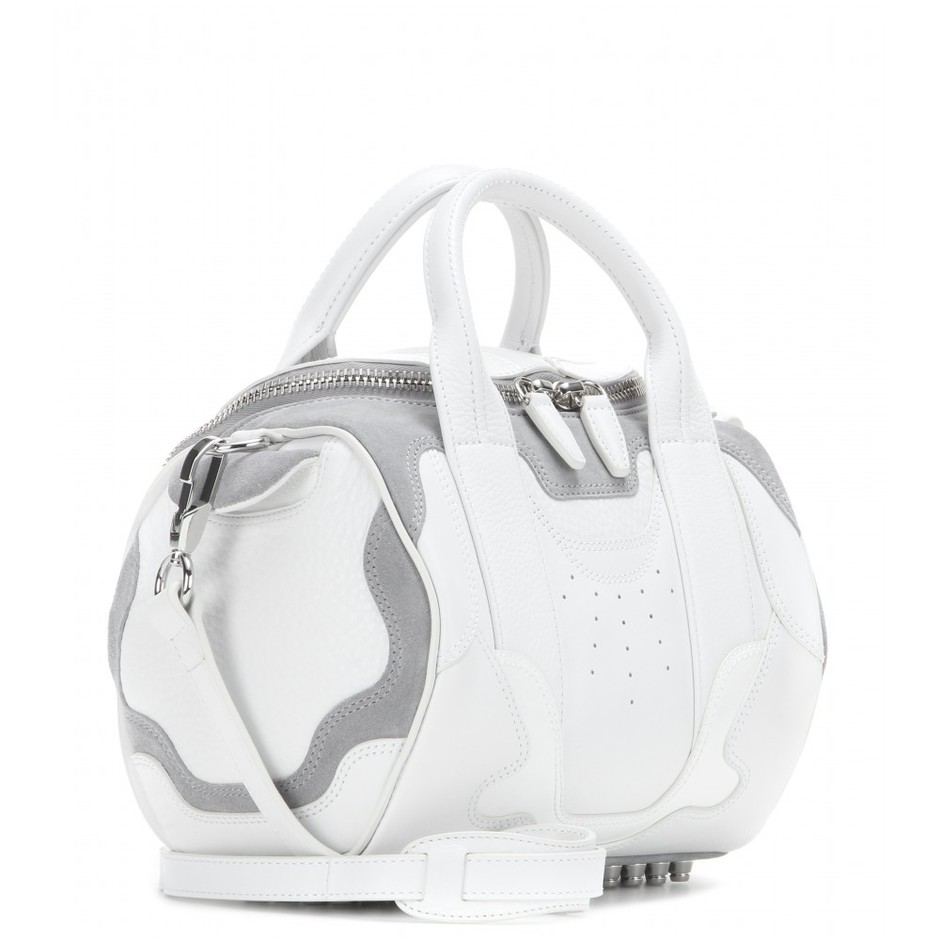 mytheresa.com - Rockie Sneaker leather tote - Totes - Bags - Alexander Wang - Luxury Fashion for Women / Designer clothing, shoes, bags