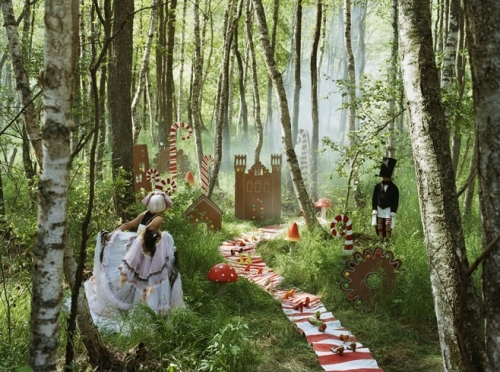 alice, alice in wonderland, conceptual, cute, fairy tale, fairyme - inspiring picture on Favim.com