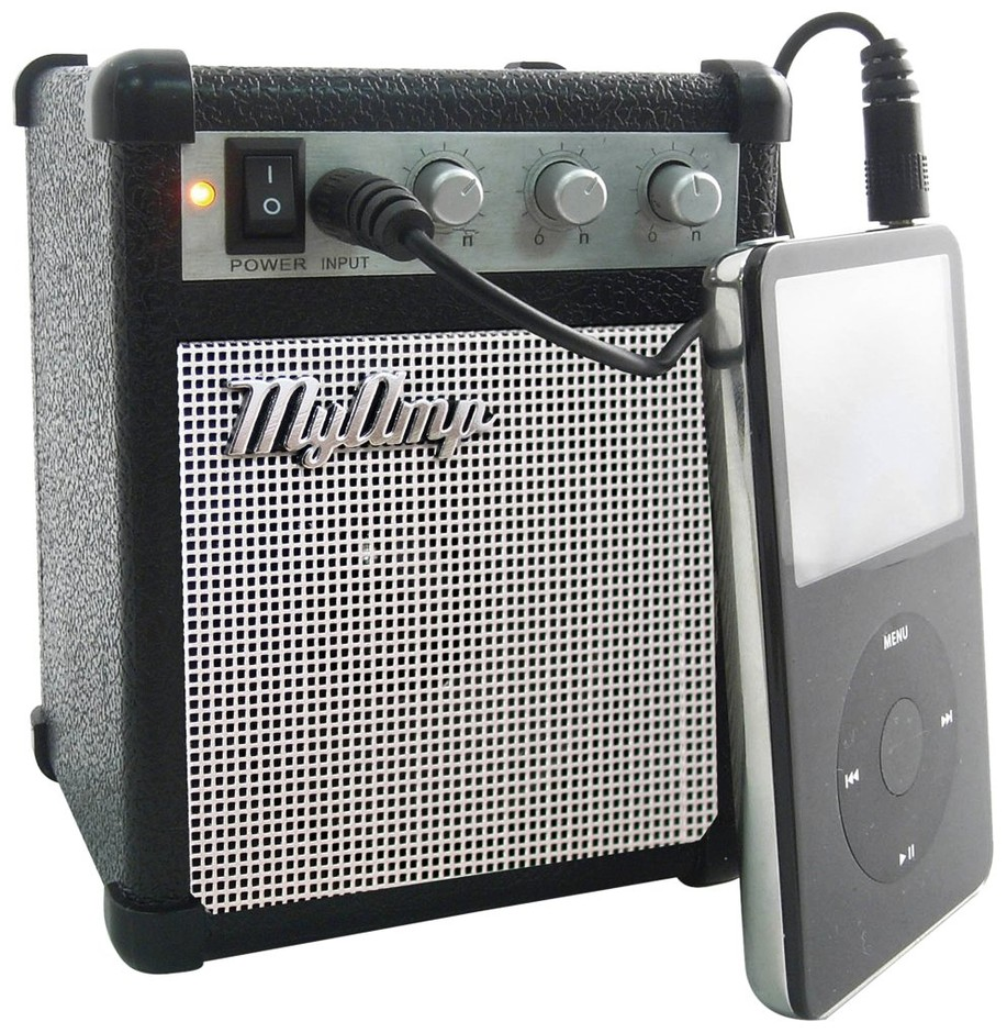 Amazon.com: Paladone Products MP3 Amp: Toys & Games