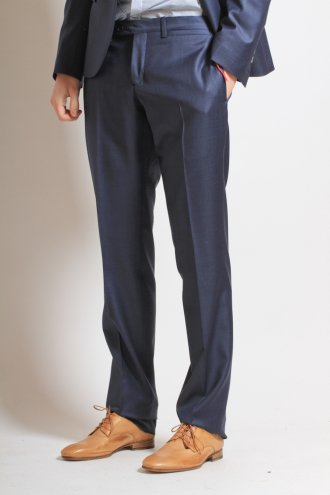 NEIL BARRETT BAB32 Classic Suit in Navy - SUITS from Autograph UK