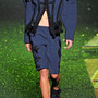Navy Lightweight Wool Military Jacket With Passementerie Trim by Marc Jacobs for Preorder on Moda Operandi
