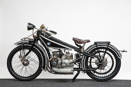 World's finest vintage BMW bikes go on auction today