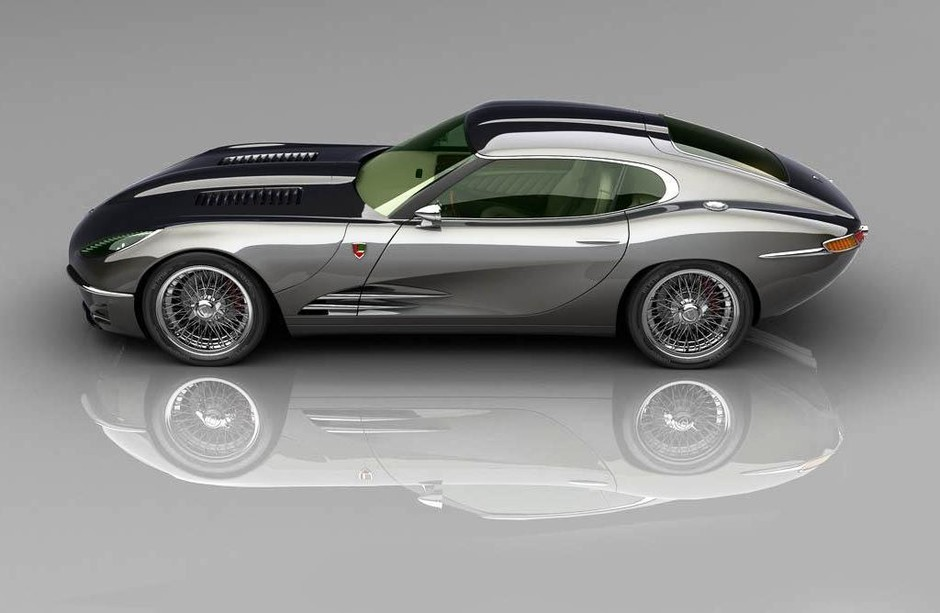 Lyonheart K, the 20th Century of Jaguar E-Type lyonheart-k-modern-jaguar-e-type (7) – AutoULTIMATE - Automotive News | Concept Car | Tuning Package Info | Pictures and Specification